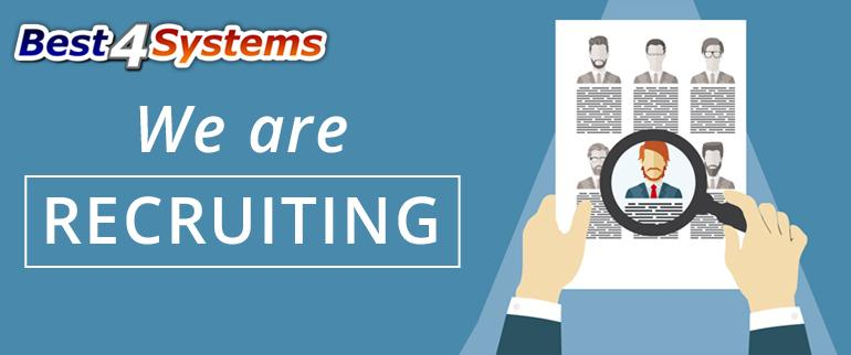 We Are Hiring – Business Sales & Development Executive